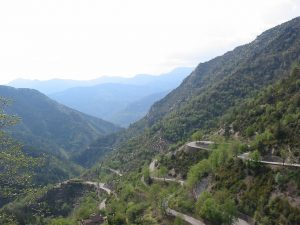 Col de Turini, France